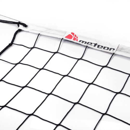 METEOR VOLLEYBALL NET TOURNAMENT black