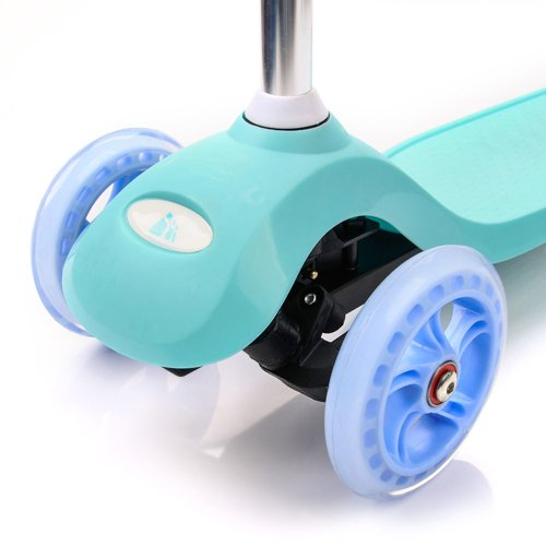 SCOOTER METEOR THREE-WHEEL SHIFT blue/minth