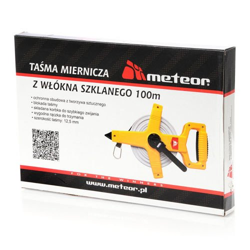 METEOR TAPE MEASURE 100 m