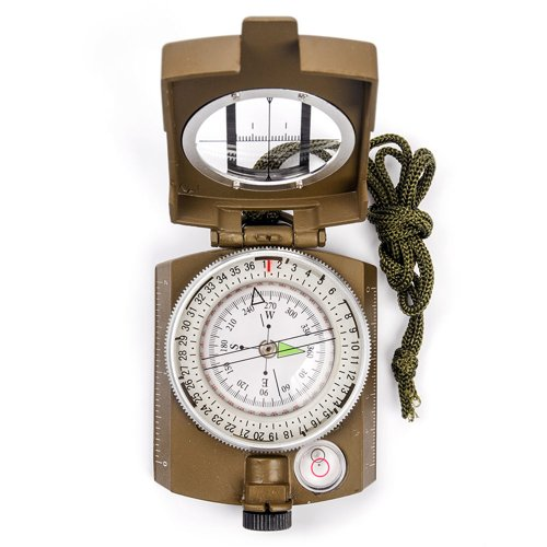 PROFESSIONAL METAL COMPASS METEOR